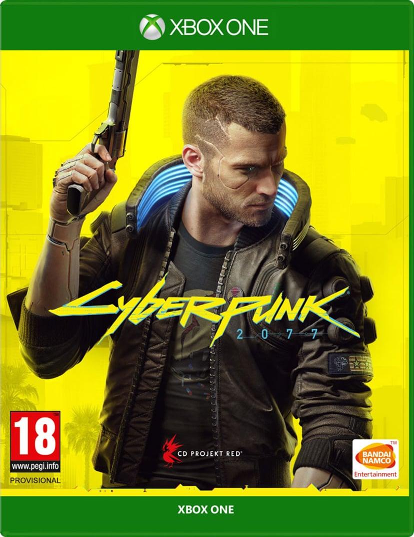 Namco Cyberpunk 2077 Microsoft Xbox One