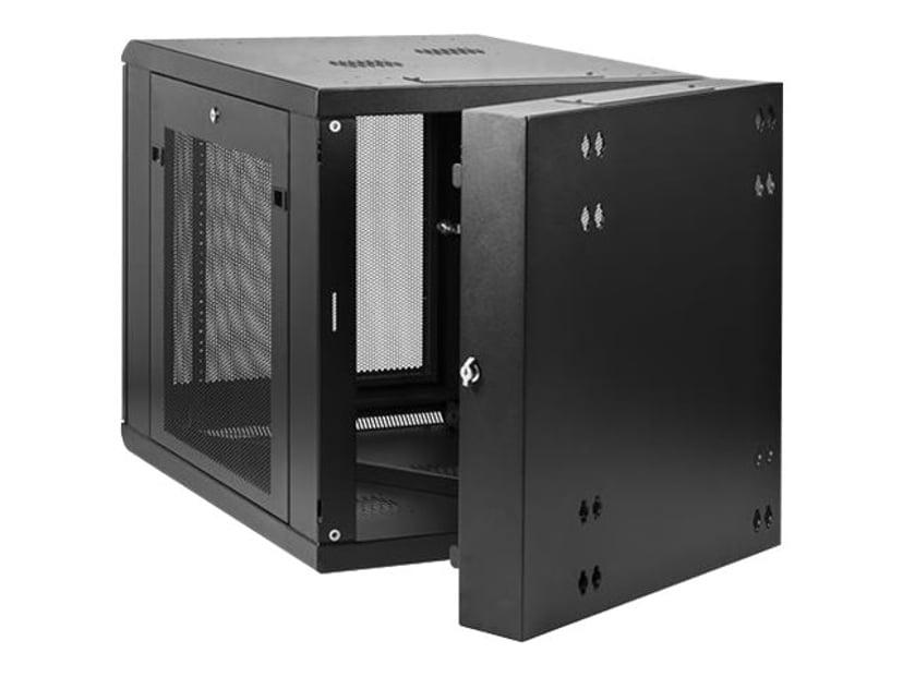 Startech Väggmonterat rackskåp 12U