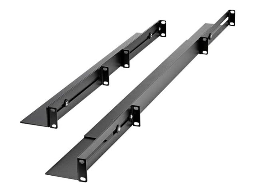 Startech 1U Server Rack Rails with Adjustable Mounting Depth