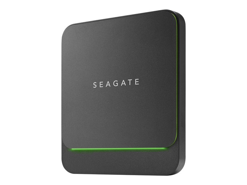 Seagate Barracuda Fast 2TB Svart
