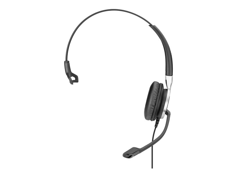 EPOS | SENNHEISER IMPACT SC 638 Headset Silver, Svart