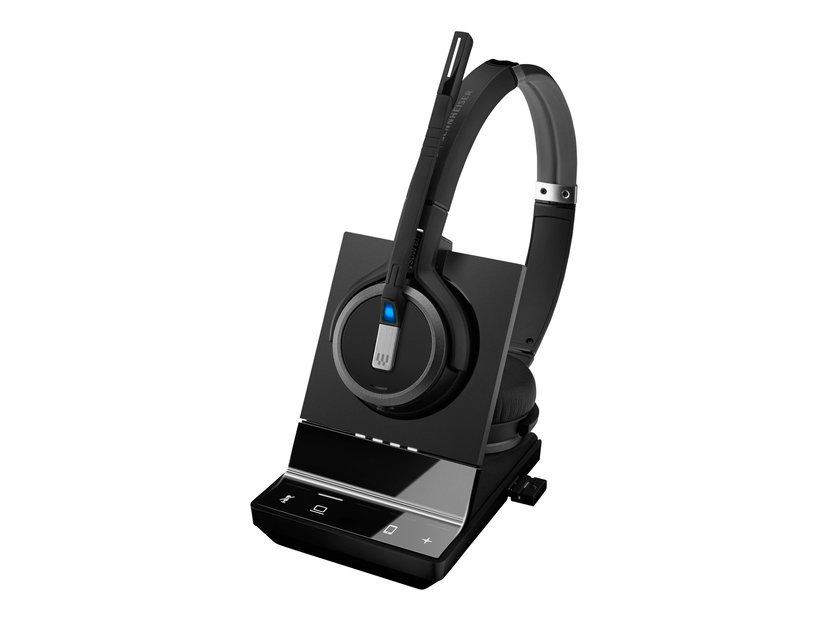 EPOS | SENNHEISER IMPACT SDW 5064 Wireless DECT Double Sided Svart
