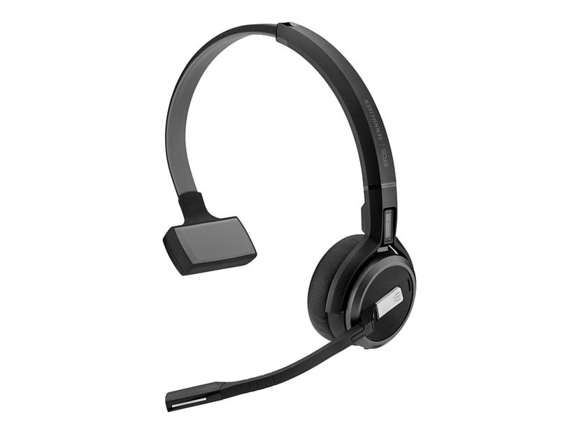 EPOS | SENNHEISER IMPACT SDW 30 HS Headset Only Svart