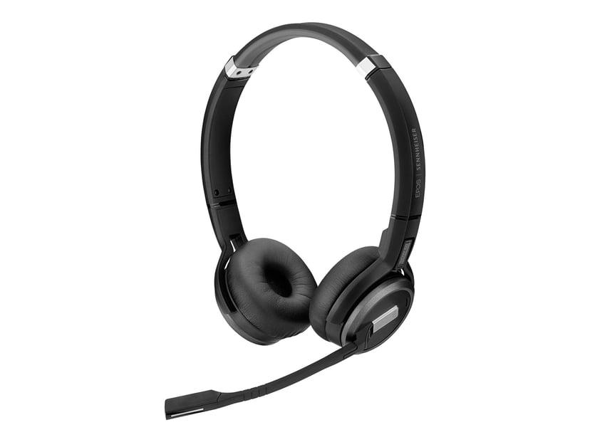 EPOS | SENNHEISER IMPACT SDW 60 HS Headset Only Svart