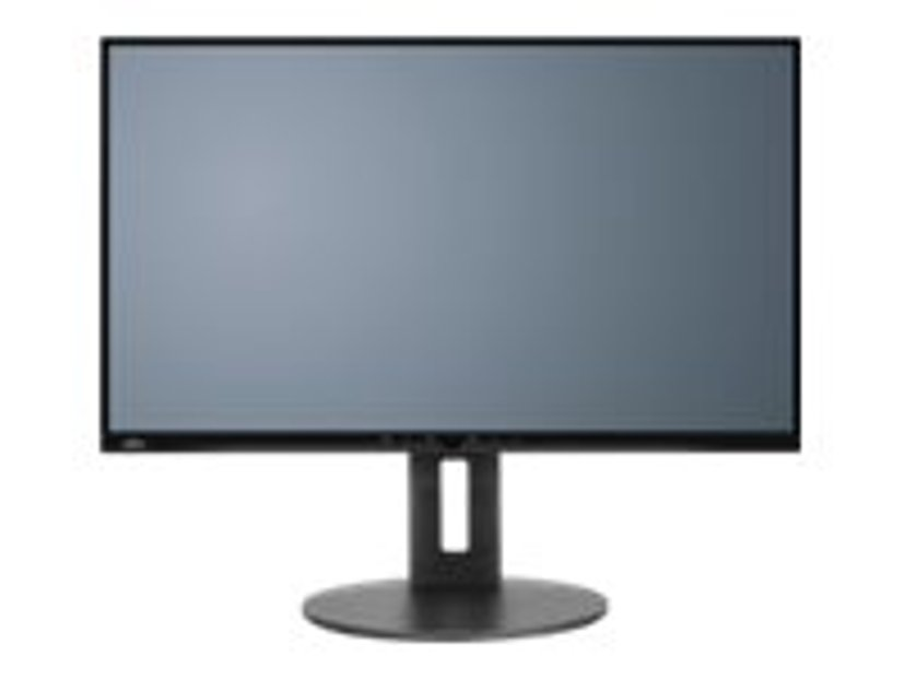 "Fujitsu P27-9 TS 27"" QHD Svart 27"" 2560 x 1440 16:9"