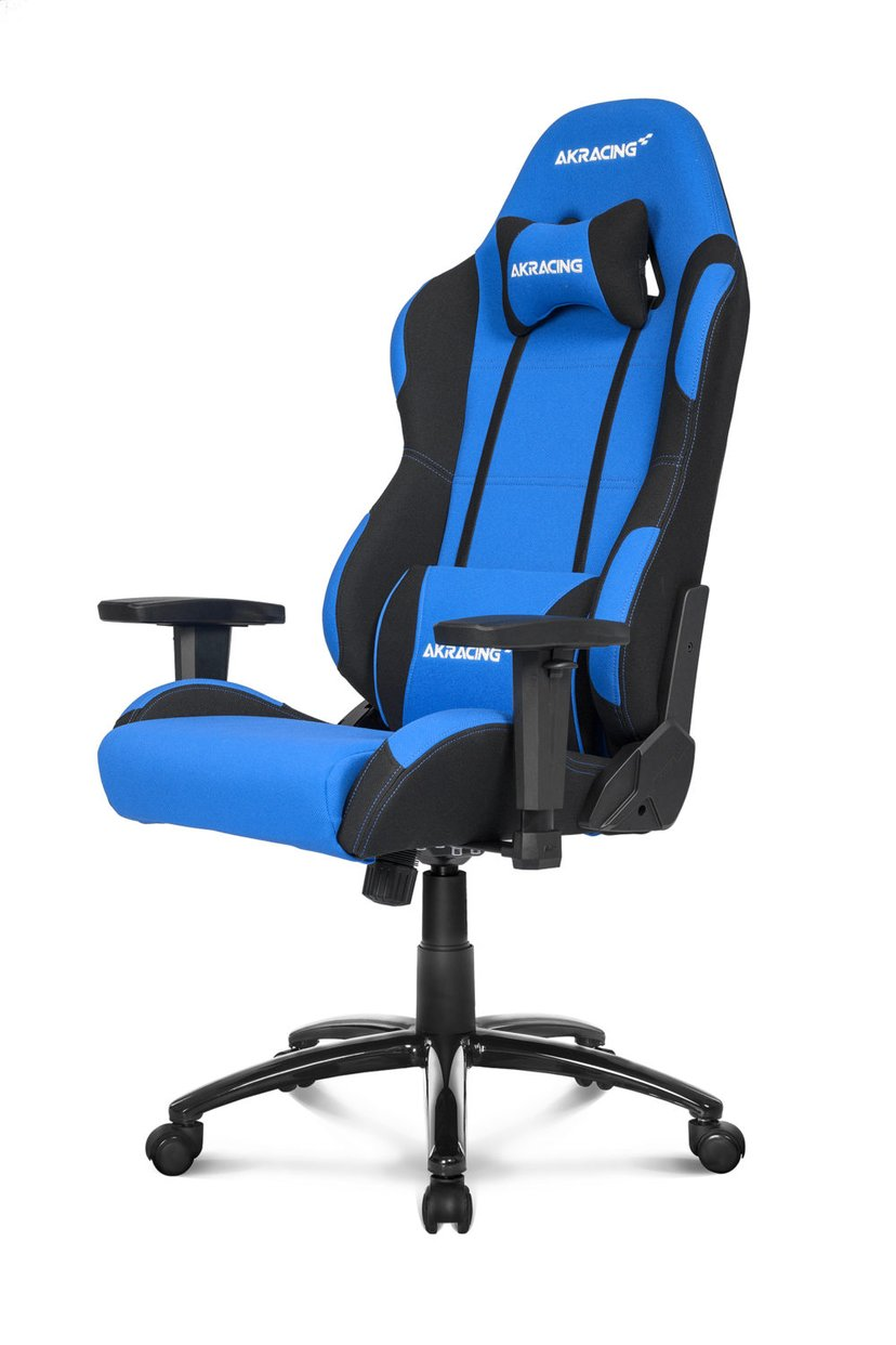 AK Racing Core Ex Blue/Black