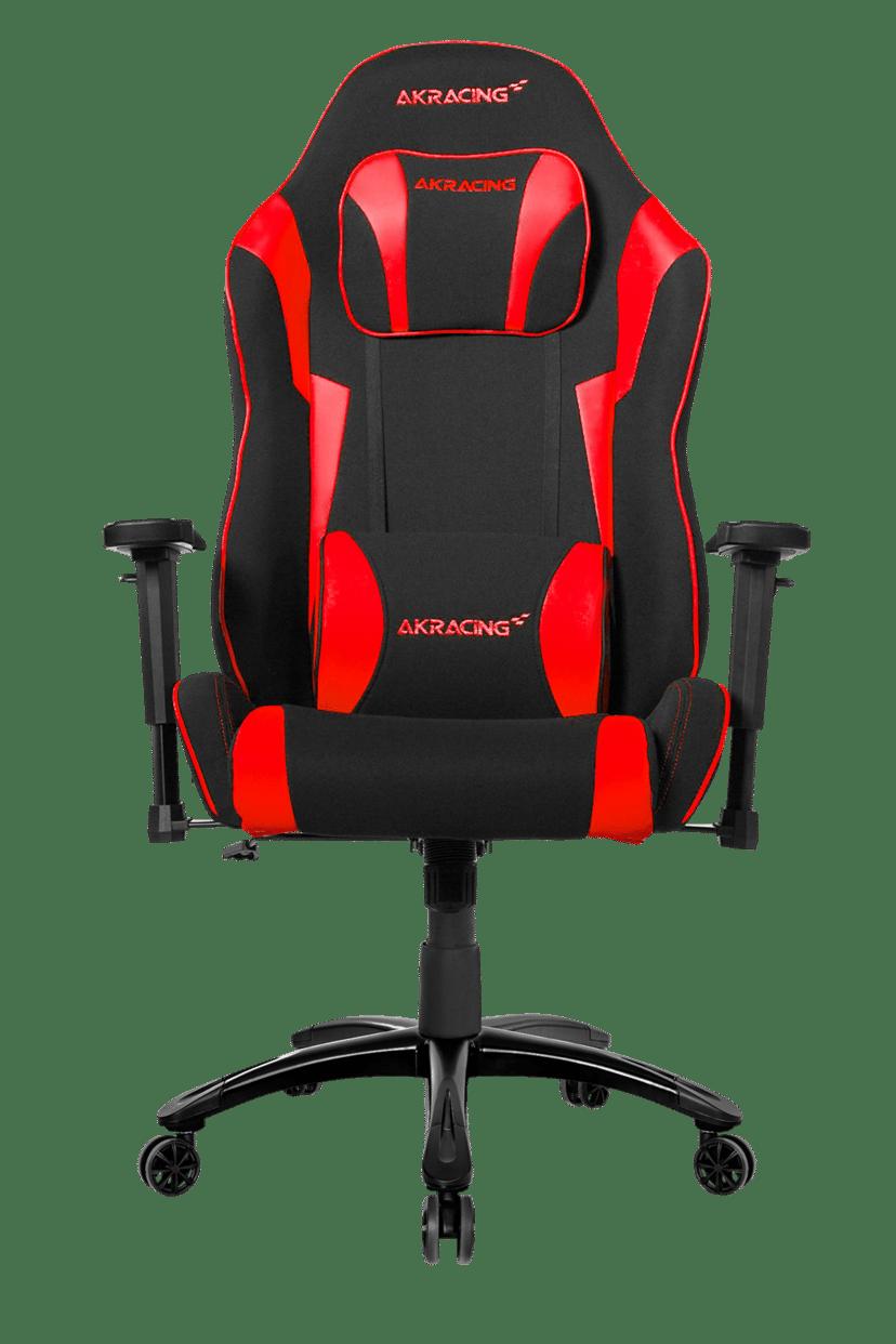 AK Racing Core ExWide SE Svart/Röd
