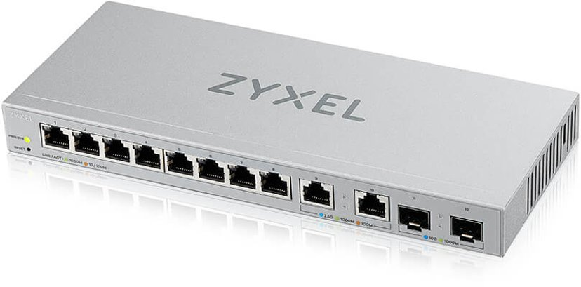 Zyxel XGS1210 Multi-Gig Switch
