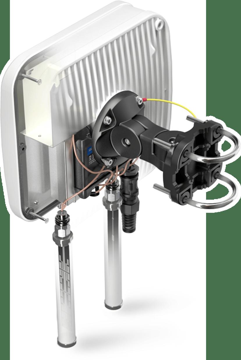 QuWireless QuMax Antenn & Kapsling RUT900/RUT950