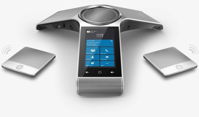 Yealink CP960W conference phone incl. 2xCPW90 Skype for Business Edition