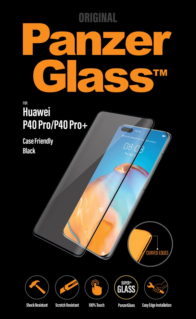 Panzerglass Case Friendly Huawei P40 Pro