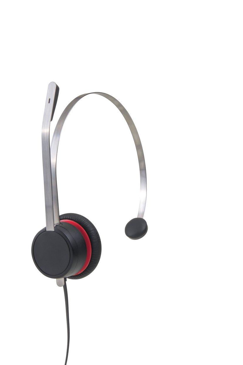 Avaya L139 Mono Headset Svart