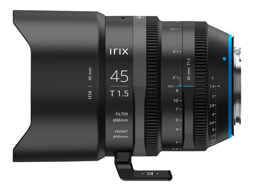 Irix Cine Lens 45mm T1.5 for Sony E Metric