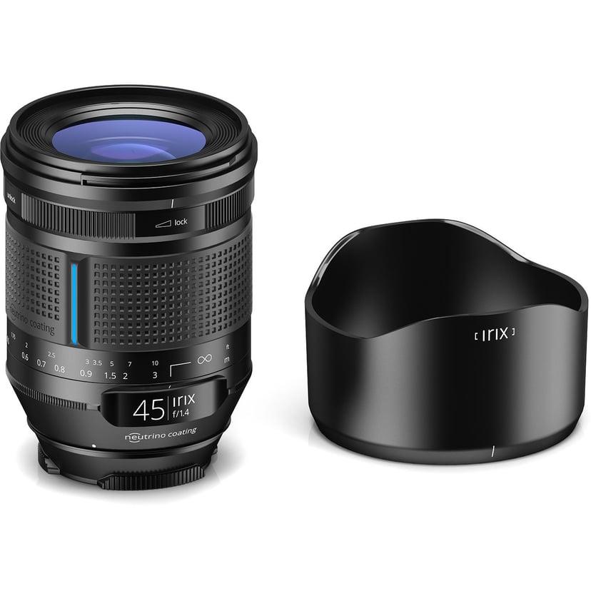 Irix Lens 45mm f/1.4 Dragonfly Canon EF