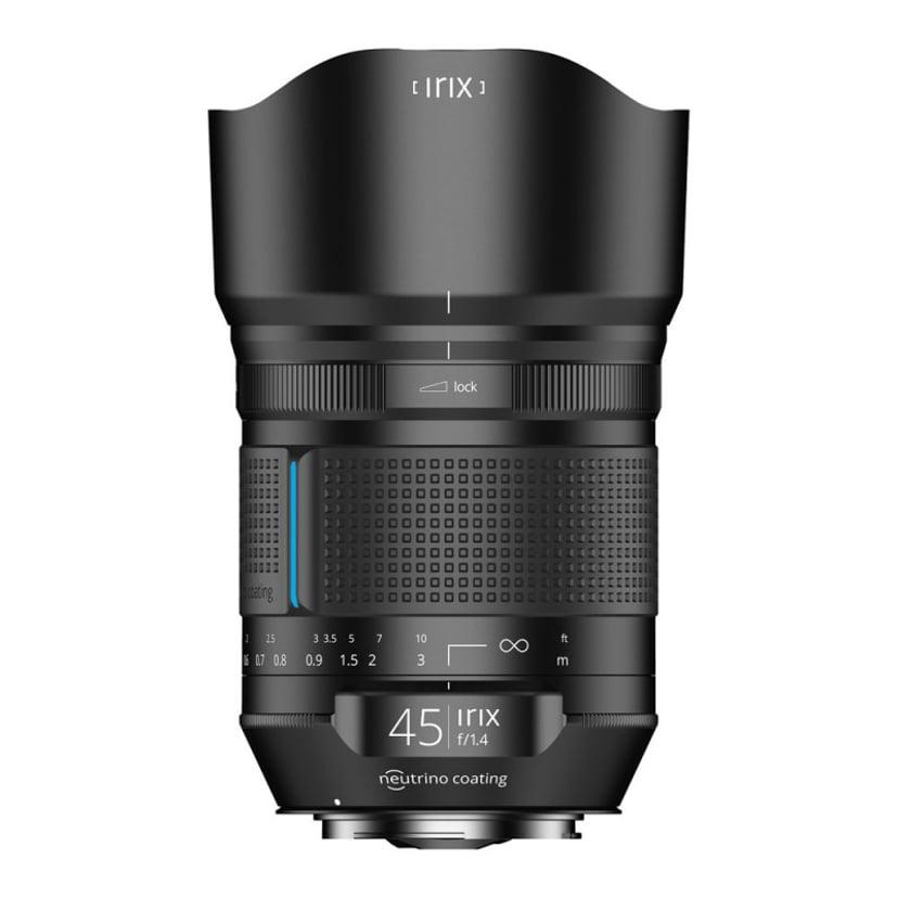 Irix Lens 45mm f/1.4 Dragonfly Nikon F