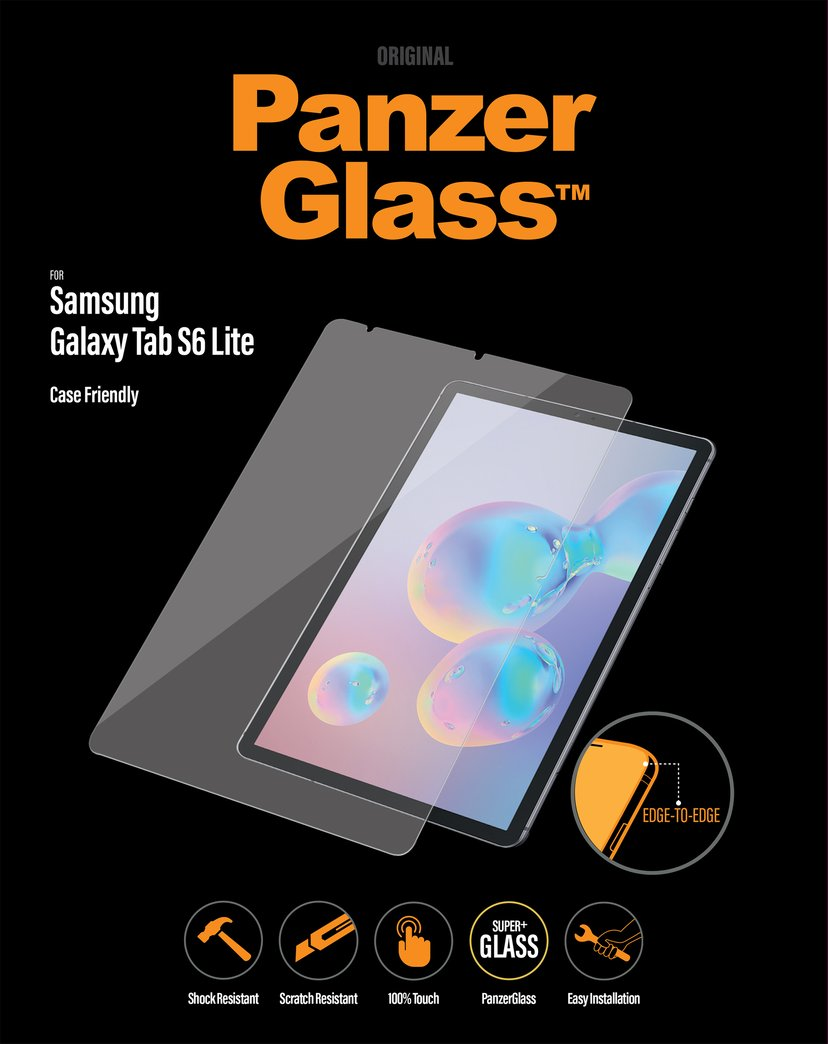 Panzerglass Case Friendly Samsung Galaxy Tab S6 Lite