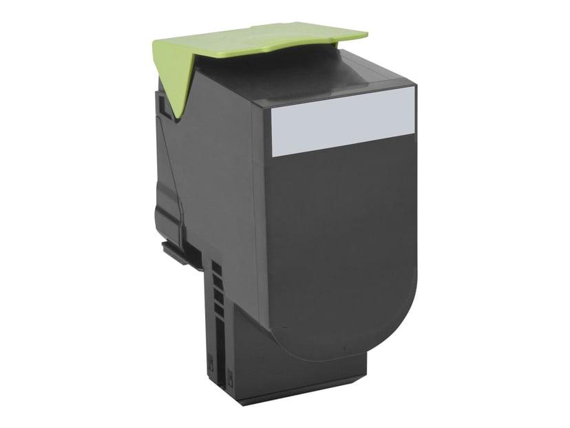 Lexmark Toner Svart 702K 1K Return - CS310/CS410/CS510