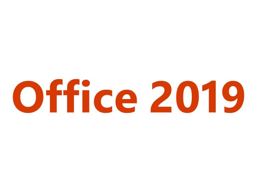 Microsoft Office Home & Business 2019 Svensk Medialess