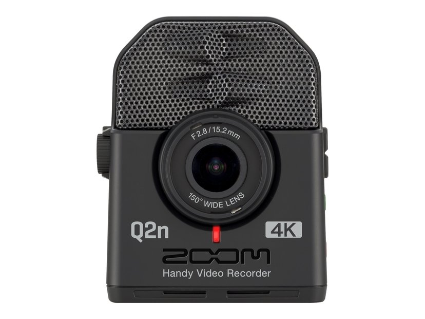 Zoom Q2N-4K Handy Video Recorder Svart