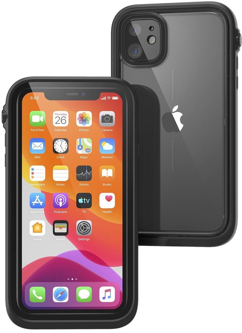 Catalyst Waterproof Case iPhone 11 Mattsvart