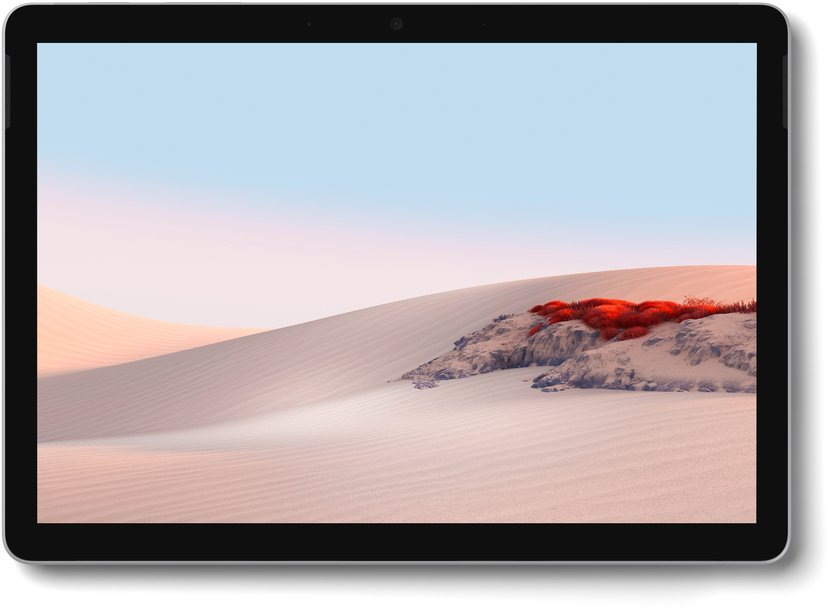 """Microsoft Surface Go 2 för företag 10.5"""" Core m3 64GB 4GB Silver"""