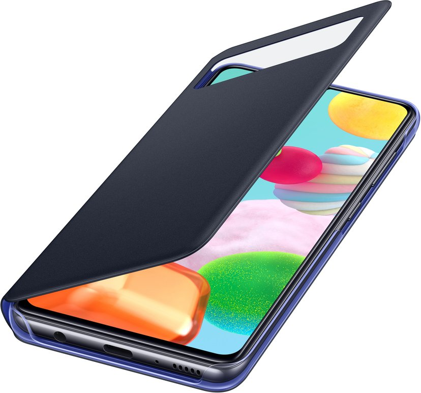Samsung S View Wallet EF-EA415 Svart