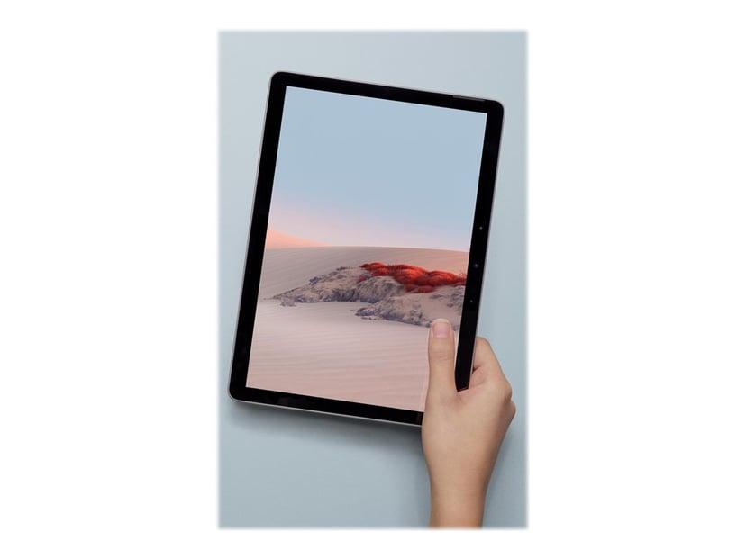 "Microsoft Surface Go 2 yrityksille 10.5"" Core m3 8GB 128GB Hopea"