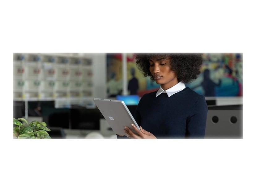 """Microsoft Surface Go 2 för företag 10.5"""" Core m3 8GB 128GB Silver"""
