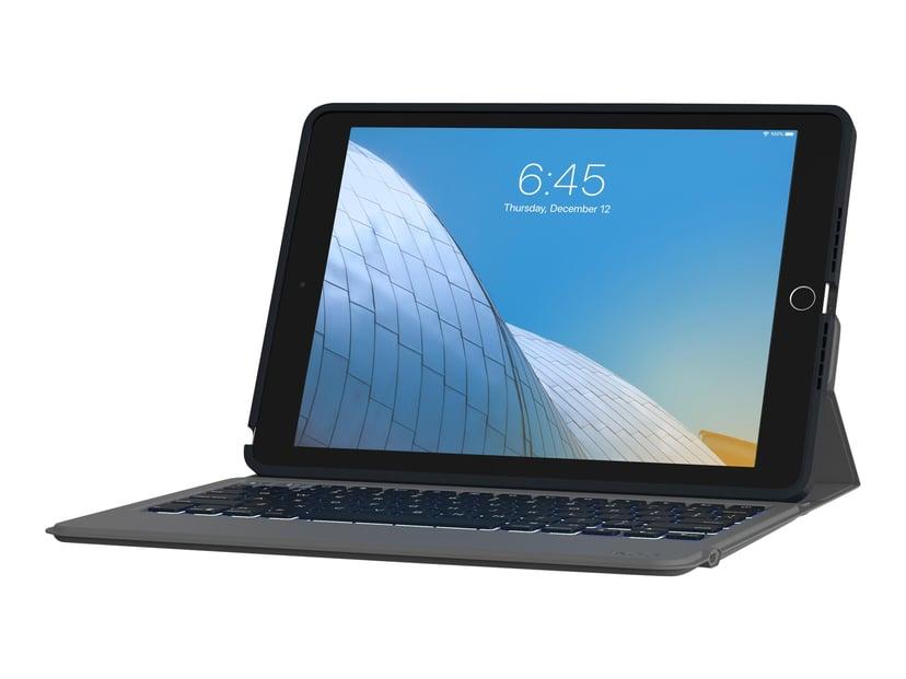 "Zagg Rugged Messenger Keyboard Apple iPad 10.2"" Nordic"