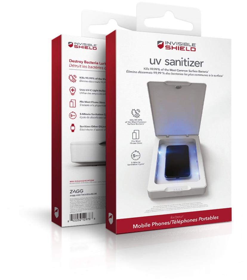 Zagg InvisibleShield UV Sanitizer