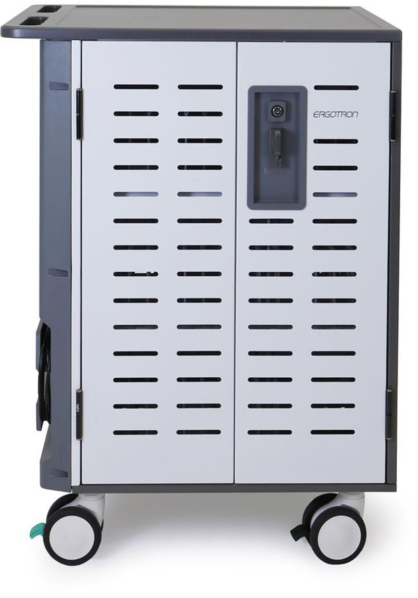 Ergotron Zip40 Charging And Management Cart EU