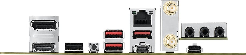 ASUS ROG STRIX B550-I GAMING Mini ITX Bundkort