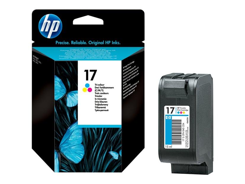 HP Muste Väri No.17, DJ 840C