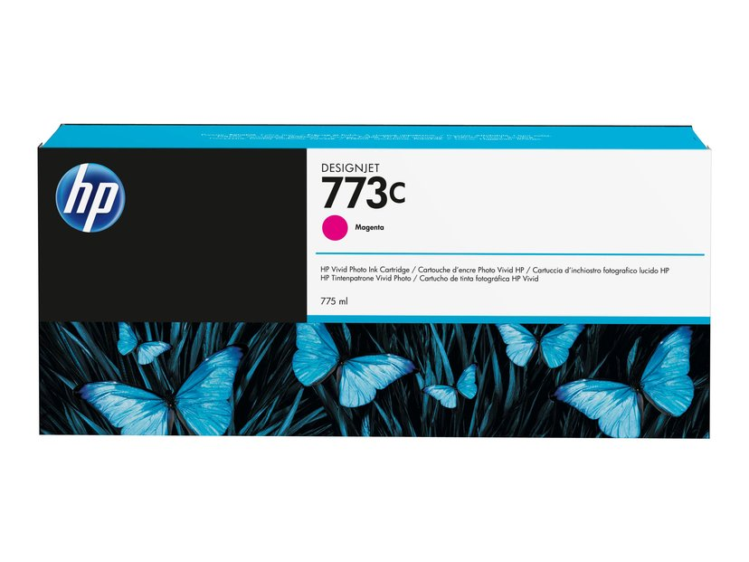 HP Bläck Magenta 773C - DJ Z6600/Z6800