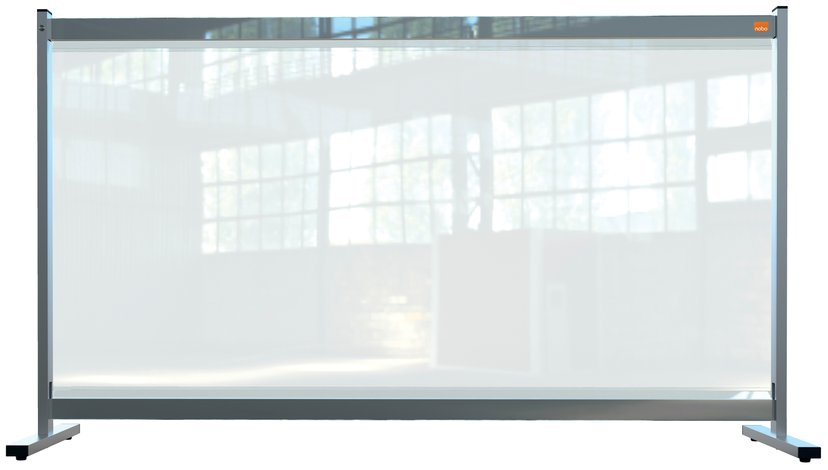Nobo Skriveborddeler PVC Film Large 147x86cm
