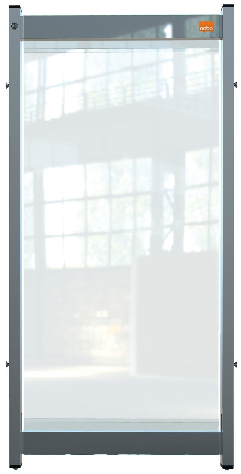 Nobo Skrivbordsavdelare PVC Film Small 40x82cm