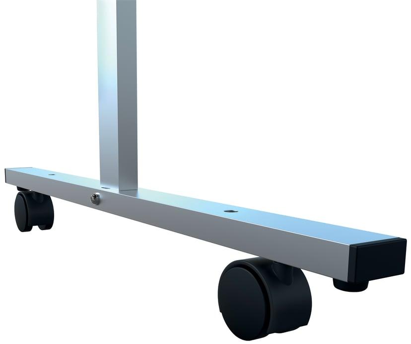 Nobo Hjulsett 4 stk. - PVC Vegg