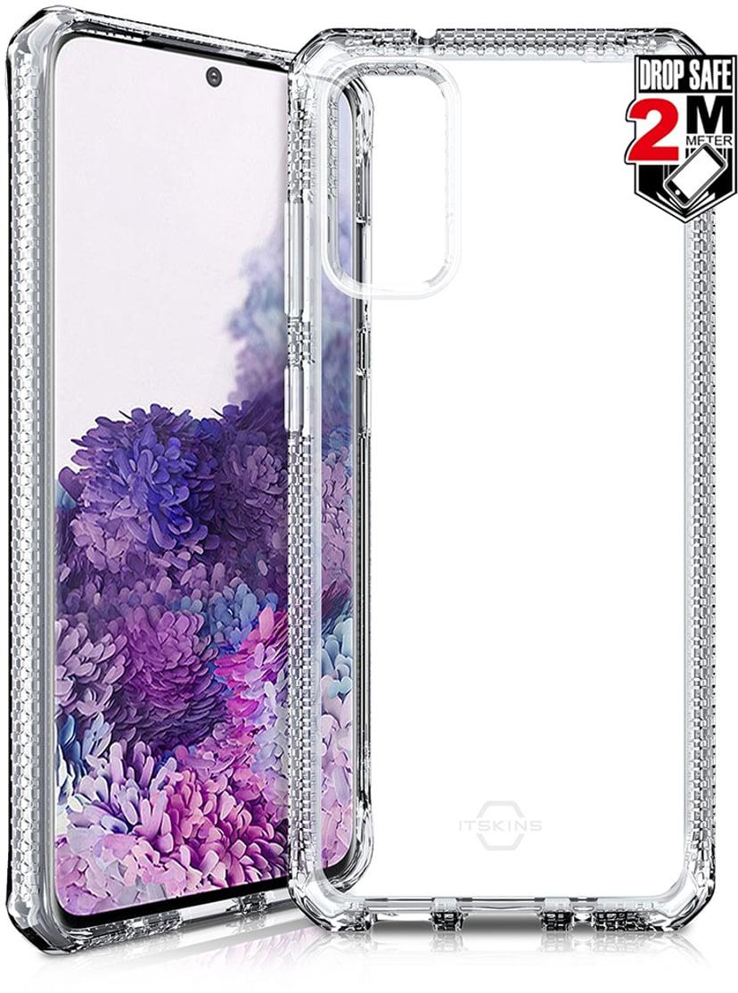 Cirafon Spectrum Clear Drop Safe Samsung Galaxy S20 Transparent