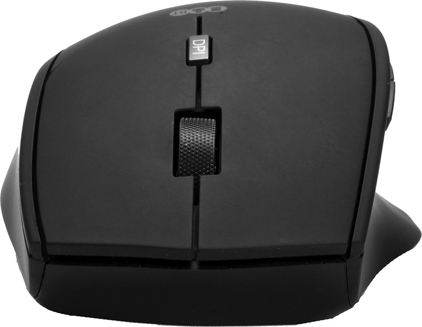 Voxicon Wireless Optical Mouse M360wl 2,400dpi Hiiri Langaton Musta
