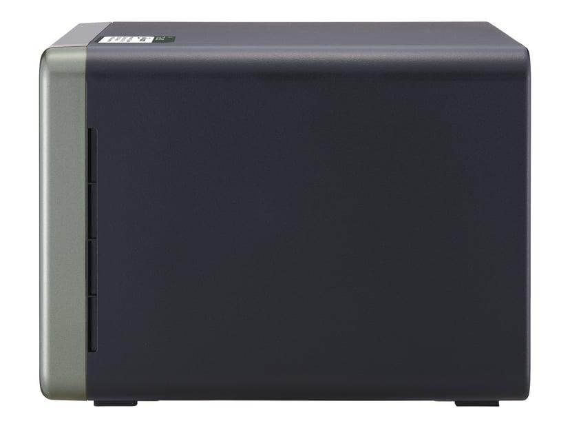 QNAP TS-653D 8GB 0TB NAS-server