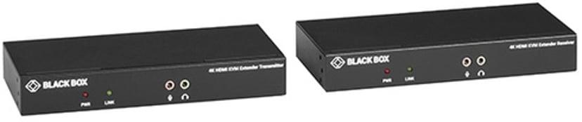 Black Box Kvx Series HDMI 4K KVM Extender Sh Tx+