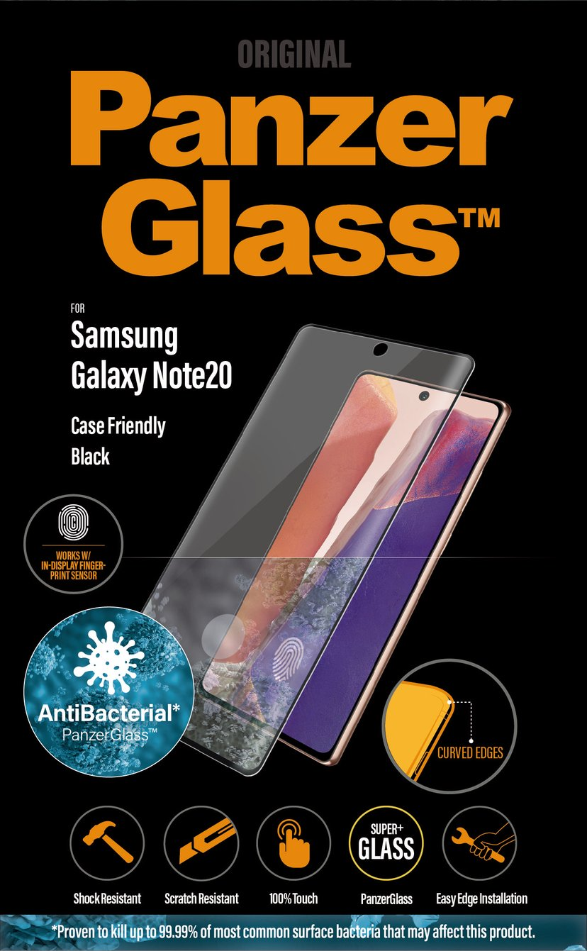 Panzerglass Case Friendly Samsung Galaxy Note 20