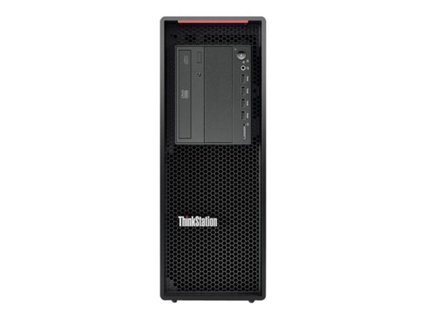 Lenovo ThinkStation P520 Xeon 512GB Ingen grafik