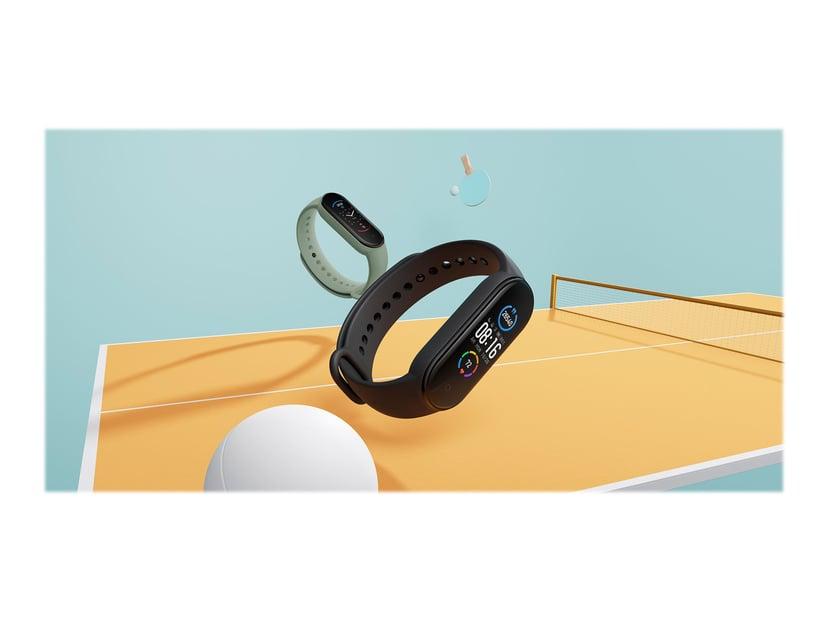 Xiaomi Mi Smart Band 5 Svart Svart Aktivitetspårare