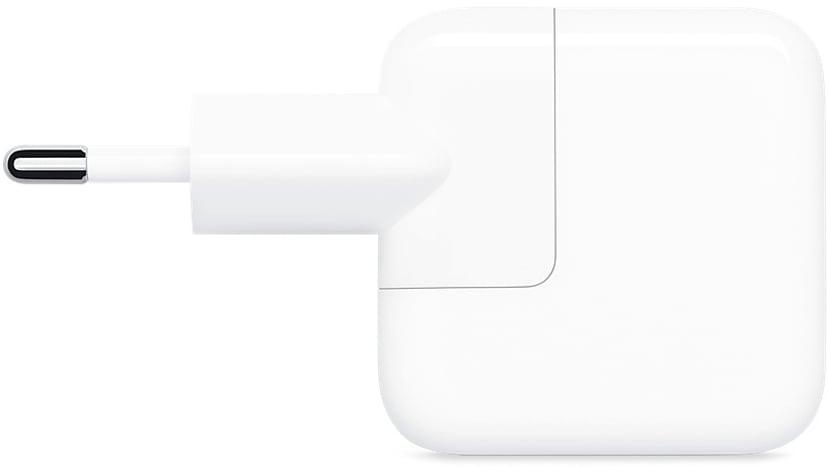 Apple 12W USB Power Adapter Hvid