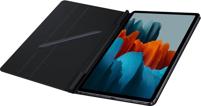 Samsung Book Cover EF-BT870 Samsung Galaxy TAB S7 Svart