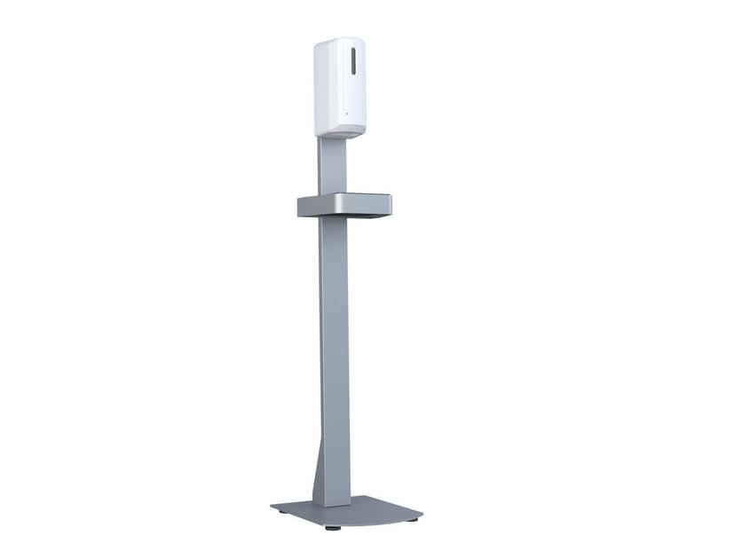 Multibrackets Automatisk Handdispenser Med Golvstativ
