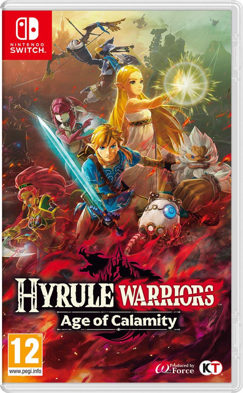 Nintendo Hyrule Warriors: Age of Calamity Nintendo Switch
