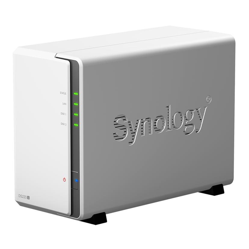 Synology Disk Station DS220j 0TB NAS-server