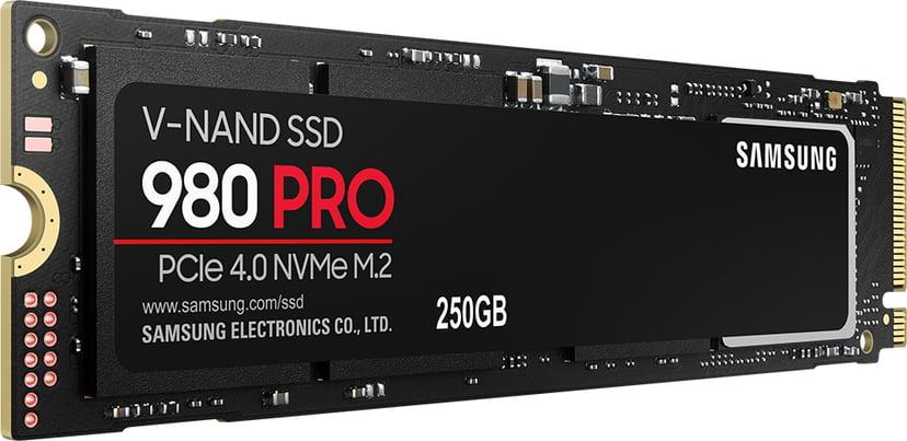 Samsung 980 Pro 250GB PCI Express 4.0 x4 (NVMe) M.2 2280